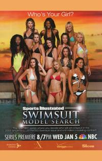 Sports Illustrated Swimsuit Model Search - 11 x 17 TV Poster - Style A