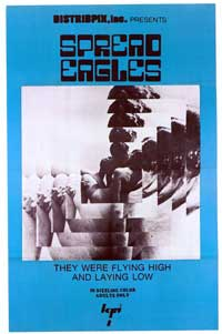 Spread Eagles - 11 x 17 Movie Poster - Style A
