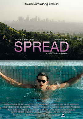Spread - 27 x 40 Movie Poster - Style A