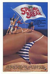Spring Break - 27 x 40 Movie Poster - Style A