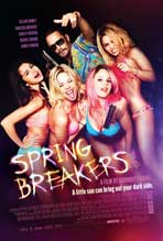Spring Breakers - DS 1 Sheet Movie Poster - Style B