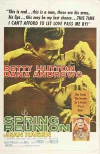 Spring Reunion - 11 x 17 Movie Poster - Style A