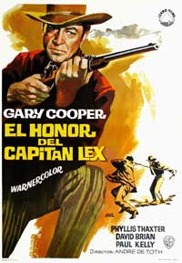 Springfield Rifle - 11 x 17 Movie Poster - Spanish Style B