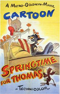 Springtime For Thomas - 11 x 17 Movie Poster - Style A