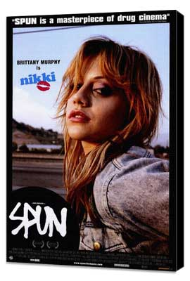 Spun - 27 x 40 Movie Poster - Style C - Museum Wrapped Canvas