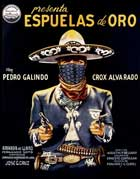 Spurs of Gold - 11 x 17 Movie Poster - Spanish Style A