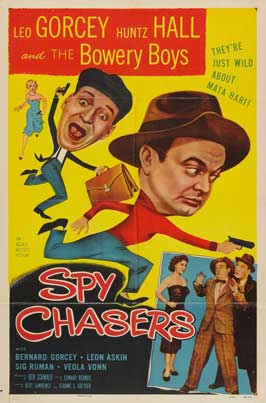 Spy Chasers - 27 x 40 Movie Poster - Style A