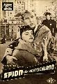 Spy for Germany - 11 x 17 Movie Poster - German Style A