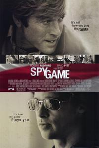 Spy Game - 11 x 17 Movie Poster - Style A