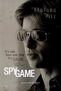 Spy Game - 11 x 17 Movie Poster - Style C