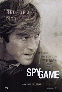 Spy Game - 11 x 17 Movie Poster - Style B