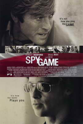 Spy Game - 27 x 40 Movie Poster - Style A