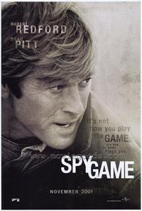 Spy Game - 27 x 40 Movie Poster - Style B