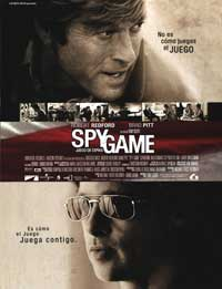 Spy Game - 43 x 62 Movie Poster - Spanish Style A