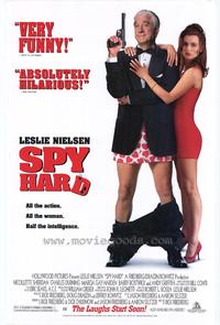 Spy Hard - 11 x 17 Movie Poster - Style A