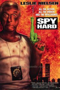 Spy Hard - 27 x 40 Movie Poster - Style B