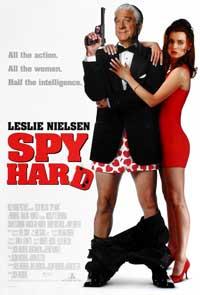 Spy Hard - 11 x 17 Movie Poster - Style C