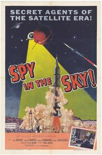 Spy in the Sky - 27 x 40 Movie Poster - Style A