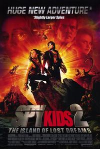 Spy Kids 2: The Island of Lost Dreams - 11 x 17 Movie Poster - Style A