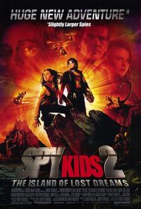 Spy Kids 2: The Island of Lost Dreams - 27 x 40 Movie Poster - Style A