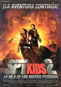 Spy Kids 2: The Island of Lost Dreams - 11 x 17 Movie Poster - Spanish Style B