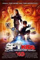 Spy Kids 4: All the Time in the World - 11 x 17 Movie Poster - Style A