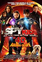 Spy Kids 4: All the Time in the World - 11 x 17 Movie Poster - Style C
