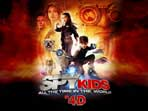 Spy Kids 4: All the Time in the World - 43 x 62 Movie Poster - Bus Shelter Style B