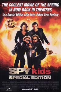 Spy Kids - 11 x 17 Movie Poster - Style A