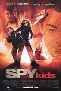 Spy Kids - 11 x 17 Movie Poster - Style B