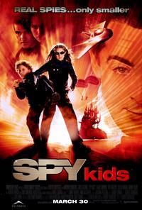 Spy Kids - 27 x 40 Movie Poster - Style B