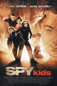Spy Kids - 11 x 17 Movie Poster - Style C