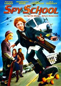 Spy School - 11 x 17 Movie Poster - Style A