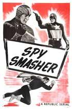 Spy Smasher - 11 x 17 Movie Poster - Style E