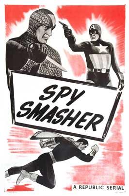 Spy Smasher - 27 x 40 Movie Poster - Style E