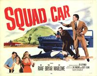 Squad Car - 22 x 28 Movie Poster - Half Sheet Style A