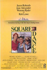Square Dance - 27 x 40 Movie Poster - Style A
