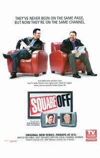 Square Off - 11 x 17 TV Poster - Style A