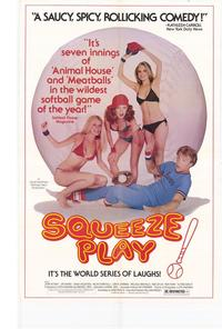 Squeeze Play - 11 x 17 Movie Poster - Style A
