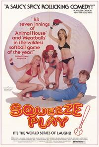 Squeeze Play - 27 x 40 Movie Poster - Style A