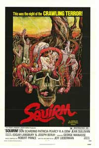 Squirm - 11 x 17 Movie Poster - Style B