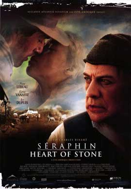 Séraphin: Heart of Stone - 11 x 17 Movie Poster - Style A