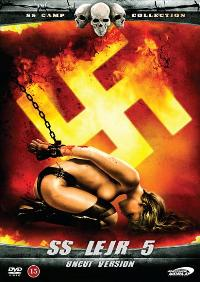 SS Camp 5: Women's Hell - 27 x 40 Movie Poster - Danish Style A