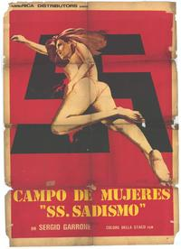 SS Experiment Camp - 11 x 17 Movie Poster - Spanish Style A