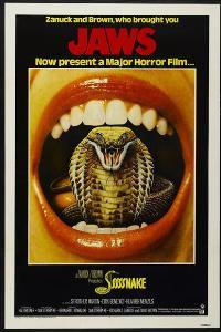 Sssssss - 27 x 40 Movie Poster - UK Style A