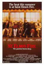 St. Elmo's Fire - 27 x 40 Movie Poster - Style A