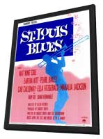 St. Louis Blues - 27 x 40 Movie Poster - Style A - in Deluxe Wood Frame