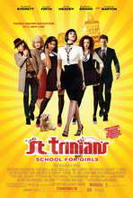St. Trinian's - 27 x 40 Movie Poster - UK Style A