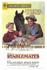 Stablemates - 27 x 40 Movie Poster - Style A