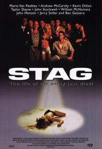 Stag - 11 x 17 Movie Poster - Style A